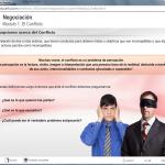 Captura de la interfaz